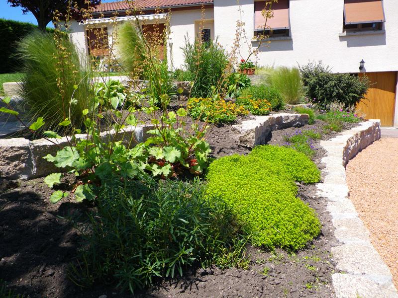 massifs garden concept. Black Bedroom Furniture Sets. Home Design Ideas